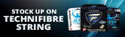 Tecnifibre Buy 2 Get 1 Free Sale