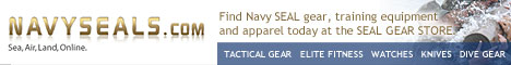 Find Navy SEAL gear, training equipment and apparel.