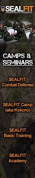 SEALFIT Kokoro warriors - Former Navy Seals challenge your physical capabilities