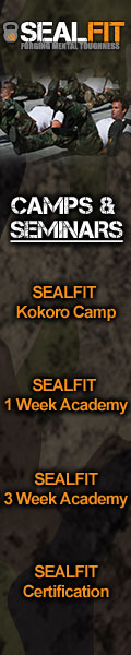 SealFit Training Camp Banners 2013