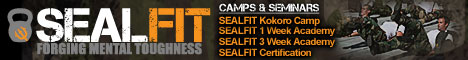 SealFit Training Camp Banners 2011