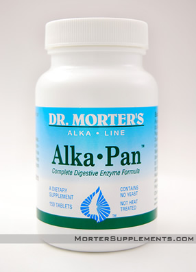 Alka Pan - The Natural Digestive Enzyme from mSupplements