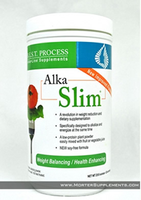 Alka Slim - The Natural Weight Loss Solution from mSupplements