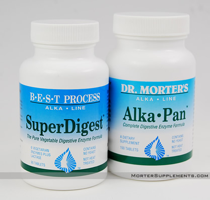 The Best Digestive Enzymes Supplements from mSupplements