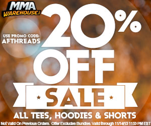 20% Off All Tees, Hoodies and Shorts