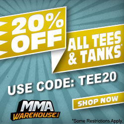 20% off Tees and Tanks