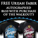 Torque Urijah Faber GWP