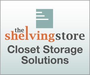 The Shelving Store Closet Shelving