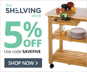 The Shelving Store Coupon Image 1