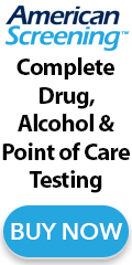 Complete Drug, Alcohol, & Point of Care Testing Solutions