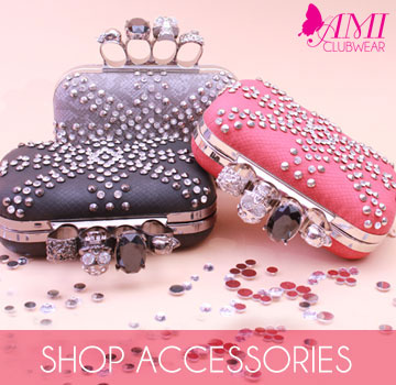 Shop for accessories at AMIclubwear.com