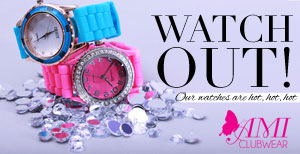 Shop for hot watches at AMIclubwear.com