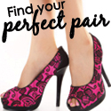 Find the perfect pair of shoes at AMIclubwear.com