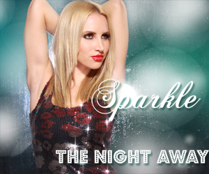 sparkle!the night away