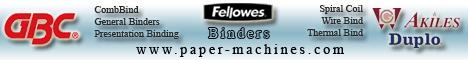 office binder, paper binder