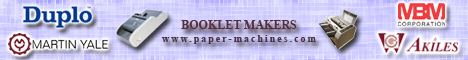 office booklet makers, paper booklet makers