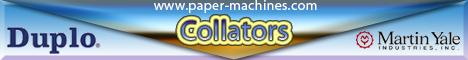 collator machines