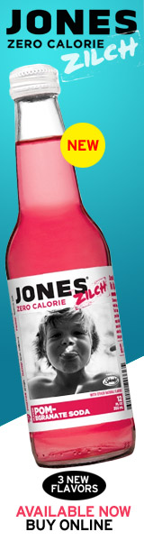 Jones Soda Zilch