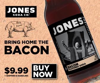 Jones Soda Bacon