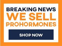 Prohormones, Muscle Builder