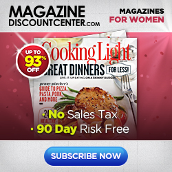 Magazines for Her up to 90% off