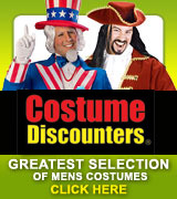 Lowest Priced Men Costumes at Costume Discounters