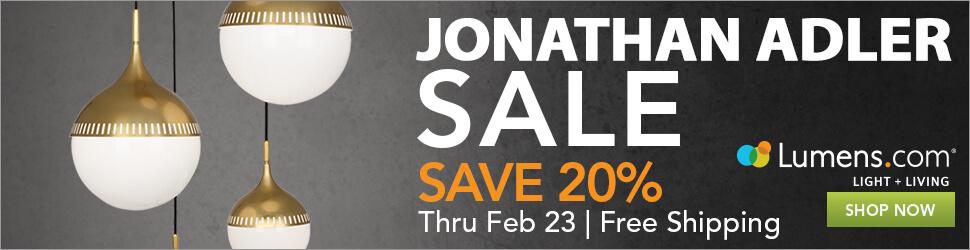 Jonathan Adler 20% off