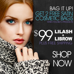 $99 LiLash and LiBrow Sale