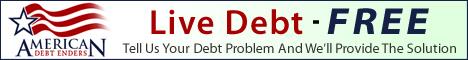 Live Debt Free with American Debt Enders