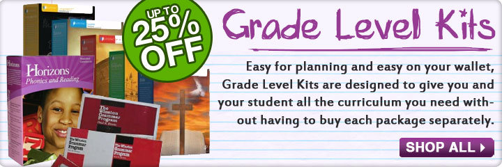 Nest Learning- Grade Level Kits are 25% Off for Back to School 720x240