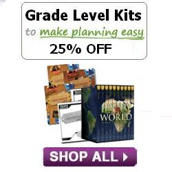 Nest Learning- Grade Level Kits are 25% Off for Back to School