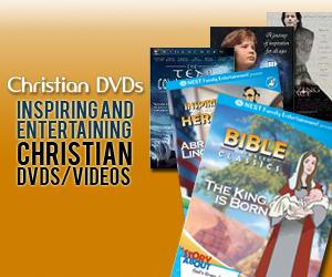 Christian DVDs & Videos
