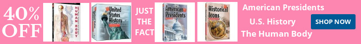 Get 40% OFF American President U.S History Books