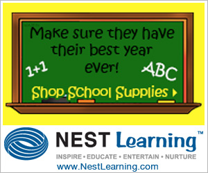 School Supplies at NestLearning.com