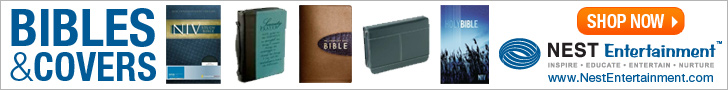 Bibles and Bible Covers from Nest Entertainment