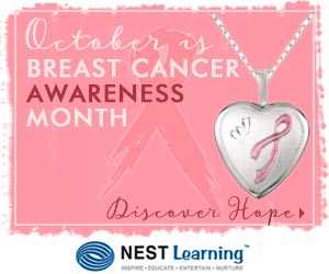 Breast Cancer Awareness at NestLearning.com