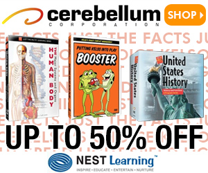 Cerebellum Curriculum up to 50% off at NestLearning.com