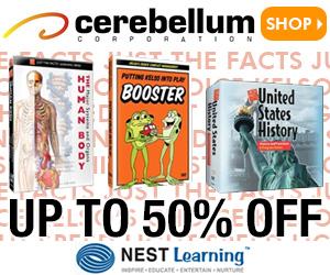 Cerebellum Curriculum up to 50% off at NestLearning.com