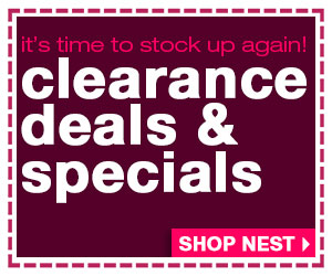 Clearance Items and Special Deals up to 90% off at NestLearning.com