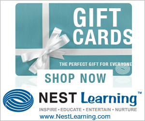 Gift Cards at NestLearning.com