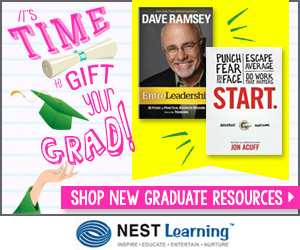 Graduation Gifts at Nest Learning