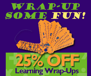 Learning Wraps Ups 25%
