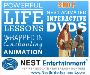 Nest Animated DVDs from Nest Entertainment