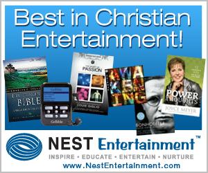 Nest Entertainment Best in Christian Entertainment