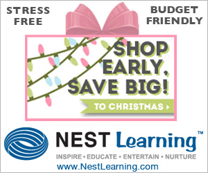 Shop Early at NestLearning.com