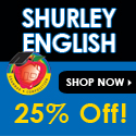 Shurley English 25%