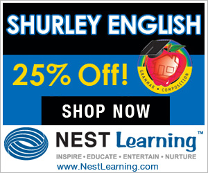Shurley English Homeschool Curriculum from NestLearning.com