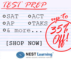 ACT and SAT Prep at NestLearning.com