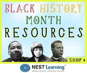 Celebrate Black History Month with Resources at NestLearning.com