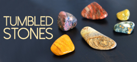 Tumbled Stones from Energy Muse